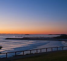 Sunrise View by Odille Esmonde-Morgan