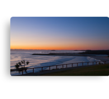 Sunrise View Canvas Print