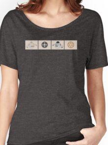 Little Robots Women's Relaxed Fit T-Shirt