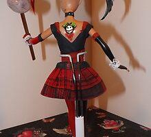 Harley Quinn 3 by deviantdolls
