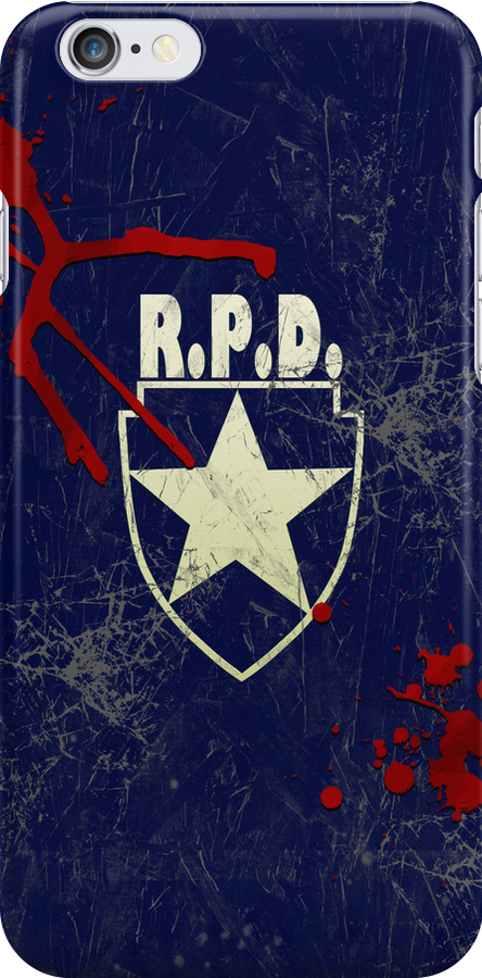 R.P.D. by KanaHyde