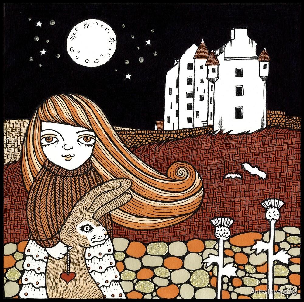 Fays Full Moon (Fa'side) by Anita Inverarity