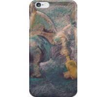 The excavation iPhone Case/Skin