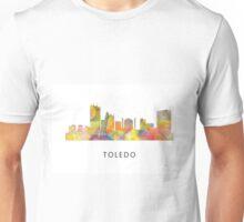 Toledo, Ohio Skyline WB1 Unisex T-Shirt