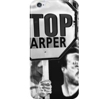 Anti Harper iPhone Case/Skin