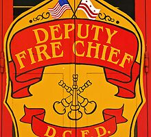 Deputy Fire Chief by Thad Zajdowicz