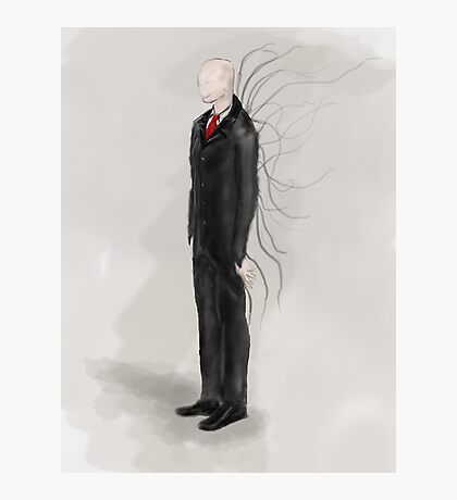 Being Slender Photographic Print