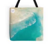 Sunkissed Wave 1 Tote Tote Bag