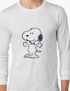 snoopy funny tears T-Shirt