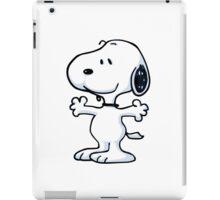 snoopy funny tears iPad Case/Skin