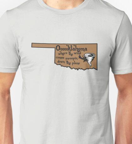 Oooooklahoma Unisex T-Shirt