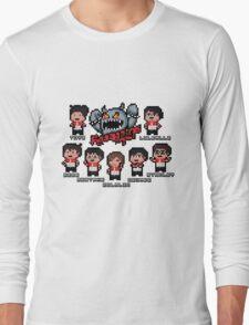 Taipei Pixel Assassins Long Sleeve T-Shirt