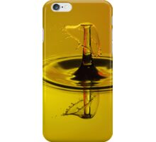 Sunset Umbrella iPhone Case iPhone Case/Skin