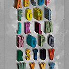 alphabet city by frederic levy-hadida