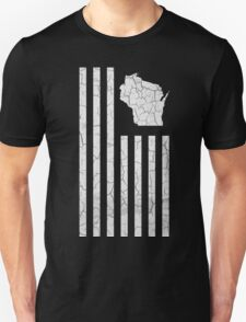The United State Collection : Wisconsin T-Shirt