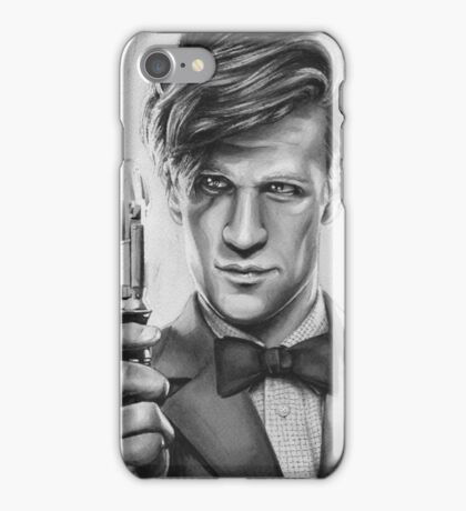 matt smith iPhone Case/Skin