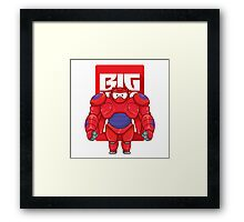 Big hero 6 Framed Print