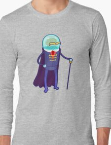 Robo Movember Long Sleeve T-Shirt
