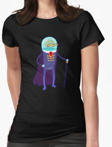 Robo Movember Womens Fitted T-Shirt