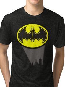 Official Mattman Logo Tri-blend T-Shirt
