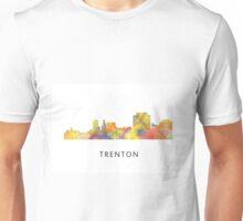 Trenton, New Jersey Skyline WB1 Unisex T-Shirt