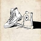 Vintage Converse Allstars by Creative Spectator