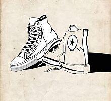 Vintage Converse Allstars by Creative Spectator
