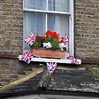 Celebration Bunting for Queen Elizabeth II Diamond Jubilee by Sue Robinson