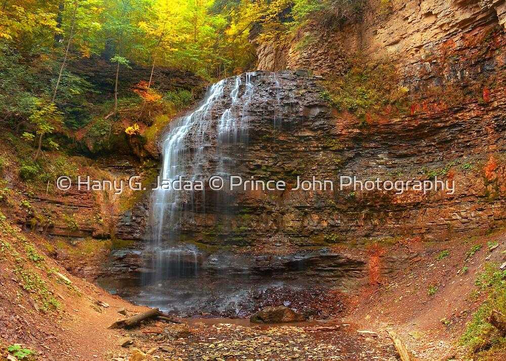 Tiffany Falls © by © Hany G. Jadaa © Prince John Photography