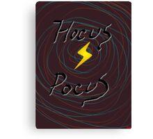 halloween hocus pocus witch     Canvas Print