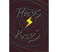 halloween hocus pocus witch     Photographic Print