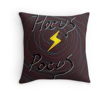 halloween hocus pocus witch     Throw Pillow