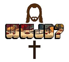 What Would Jesus Do? by samm0