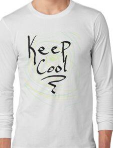 keep cool Long Sleeve T-Shirt