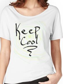 keep cool Women's Relaxed Fit T-Shirt