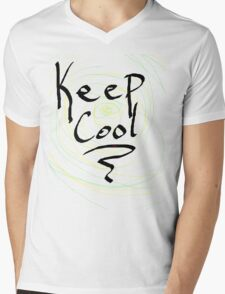 keep cool Mens V-Neck T-Shirt