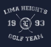 Lima Heights Golf Team by anothergayshark