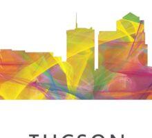 Tucson, Arizona Skyline WB1 Sticker