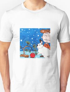 Christmas Card Series 1 - Design 7 T-Shirt