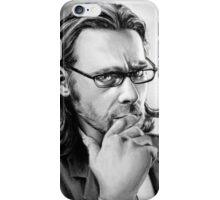 baltar iPhone Case/Skin