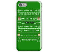 It's my Dick in a Box iPhone Case/Skin