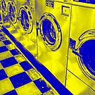 laundromat 2 by Bruce  Dickson