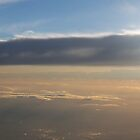 Dawn In The Skies Above England by Richard J. Bartlett