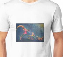 Multi Tasking Unisex T-Shirt