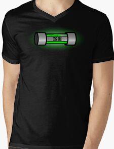 Ooze Canister Mens V-Neck T-Shirt