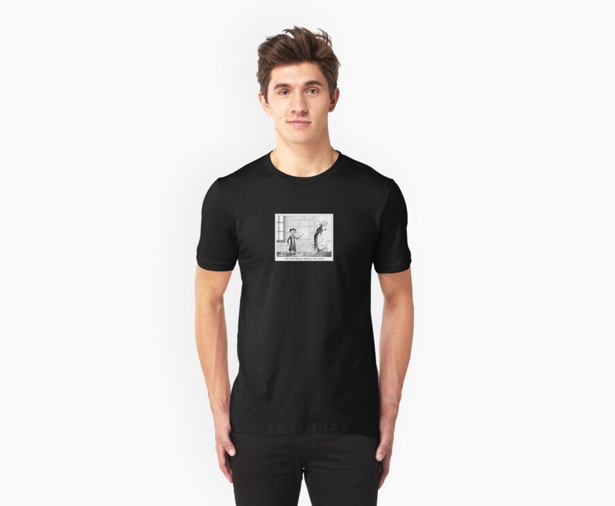 H is for Harry by MagicRobot