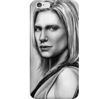 kara thrace iPhone Case/Skin