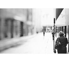 Tilt and shift #1 Photographic Print