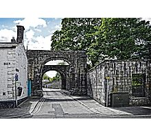 St Wilfrid's Gateway Photographic Print