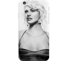 number six iPhone Case/Skin